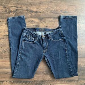 Guess  Men's Jeans Vermont Slim Straight Low Waist